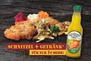 """""""HERRENSCHNITZEL + Getränk"""""""