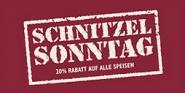 Schnitzelsonntag