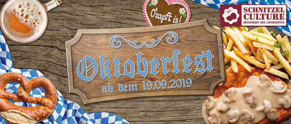 Oktoberfest in der Schnitzel Culture